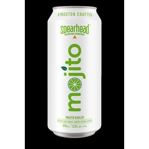 Spearhead Mojito Radler 473ml