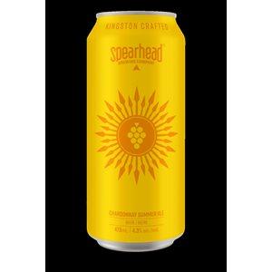 Spearhead Chardonnay Summer Ale 473ml
