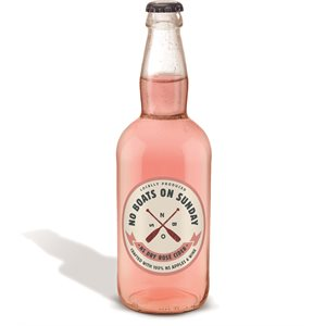 No Boats On Sunday Dry Rose 500ml