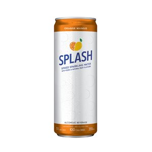 Splash Orange Mango 355ml
