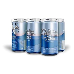 Colliding Tides Vodka Twist 6 C
