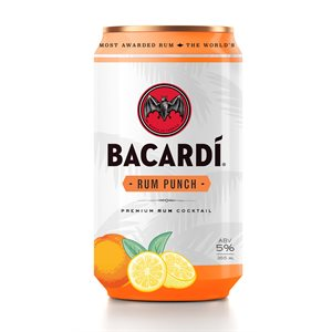 Bacardi Rum Punch 355ml