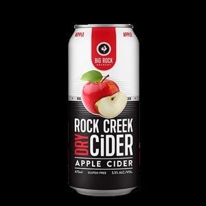 Rock Creek Apple Cider 473ml