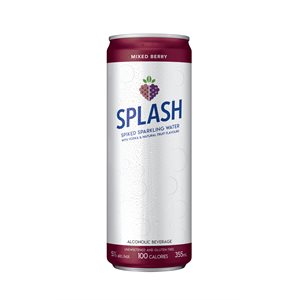 Splash Mixed Berry 355ml