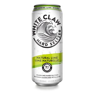 White Claw Lime 473ml