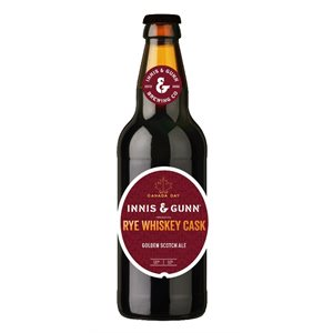 Innis & Gunn Rye Whiskey Cask 500ml