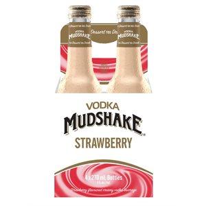 Vodka Mudshake Strawberry 4 B