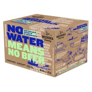 Muskoka Clean Water Survival Pack 6 C
