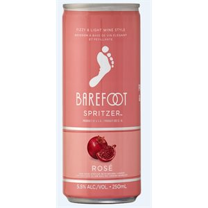 Barefoot Refresh Rose Spritzer 250ml