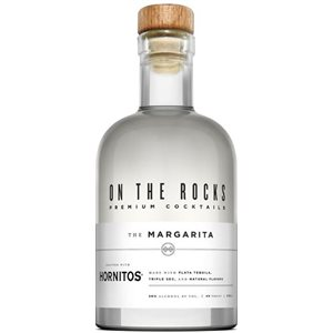 On The Rocks Hornitos Margarita 375ml