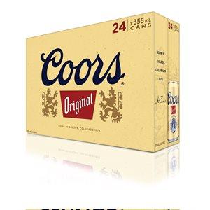 Coors Original 24 C