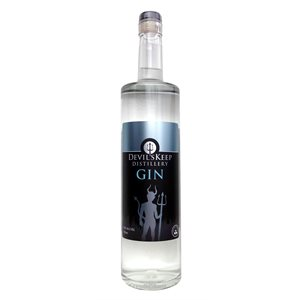Devils Keep Handcrafted Gin 750ml