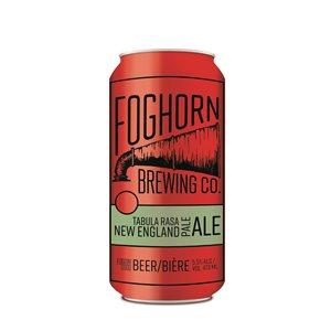 Foghorn Tabula Rasa New England Pale Ale 473ml