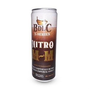 Brasseux D'La Cote Nitro M-M 355ml