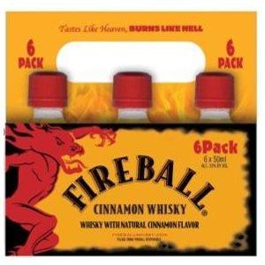 Fireball 6 P