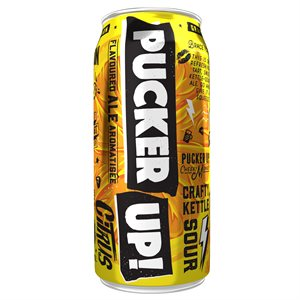Garrison Brewing Pucker Up Citrus Sour 473ml