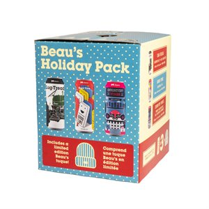 Beaus Toque Christmas Gift Pack 3 x 473ml