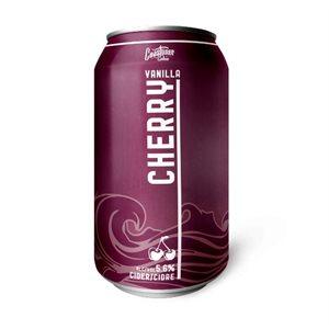 Coastliner Craft Cider Cherry Vanilla 355ml