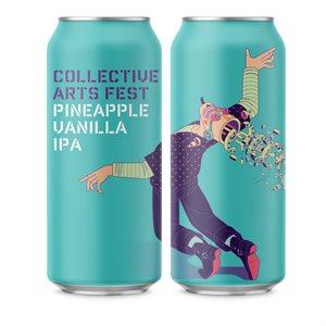Collective Arts Festival Pineapple Vanilla IPA 473ml