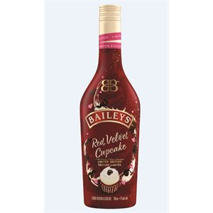 Baileys Red Velvet Cupcake 750ml