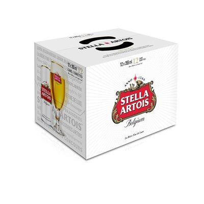 Stella Artois Lager 12 C