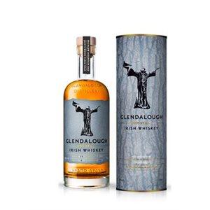 Glendalough Whiskey Pot Still Virgin Irish Oak Finish 750ml