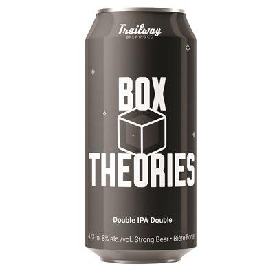 TrailWay Box Theories Double IPA 473ml