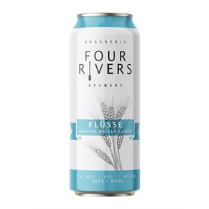 Four Rivers Flüsse Munich Helles 473ml