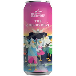New Maritime The Cherry Best 473ml