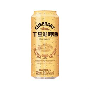 Cheerday Beer 500ml