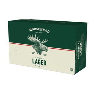 Moosehead Lager 15 C