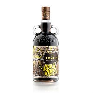 Kraken Black Roast Coffee Rum 750ml