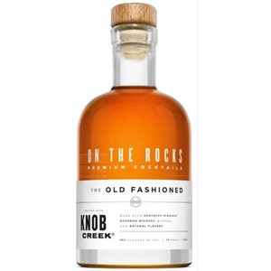 Knob Creek On the Rocks Old Fashioned 375ml
