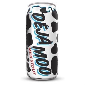 Garrison Deja Moo Milk Stout 473ml