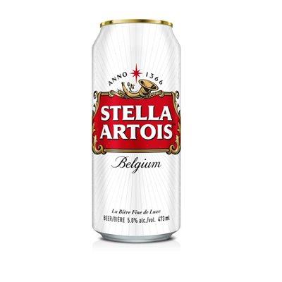 Stella Artois Lager 473ml