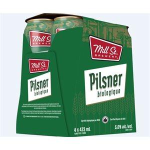 Mill Street Organic Pilsner 4 C