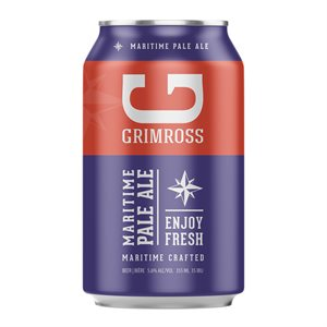 Grimross Maritime Pale Ale 355ml