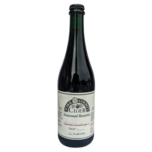 York County Cider Spiced Cranberry 750ml
