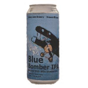 Johnny Jacks Blue Bomber IPA 473ml