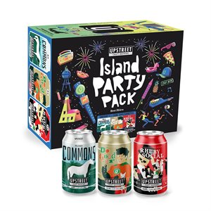 Upstreet Island Party Mix Pack 12 C