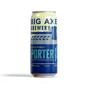 Big Axe Black Forest Porter 473ml