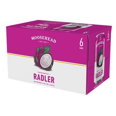 Moosehead Radler Dragonfruit 6 C