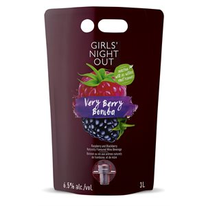 Girls Night Out Very Berry Bomba 3000ml