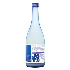 Joto Nigori The Blue One Sake 300ml