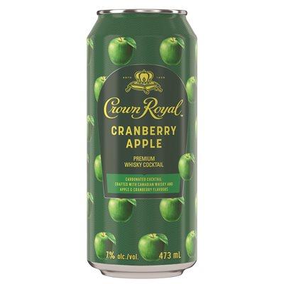 Crown Royal Apple Cranberry 473ml