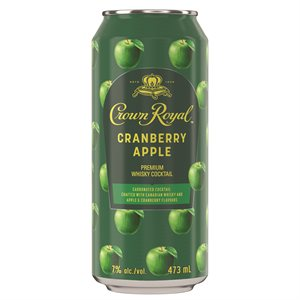 Crown Royal Apple Cranberry 473ml