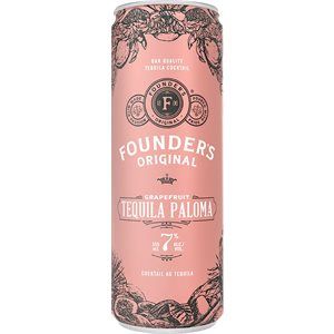 Founders Original Grapefruit Tequila Paloma 355ml