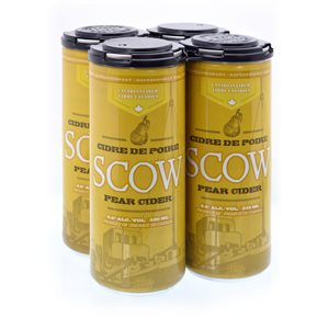 Scow Pear Cider 4 C