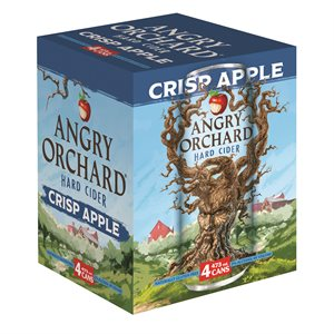 Angry Orchard Crisp Apple 4 C