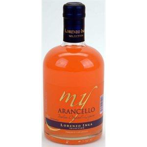 My Arancello Orange Liqueur 500ml